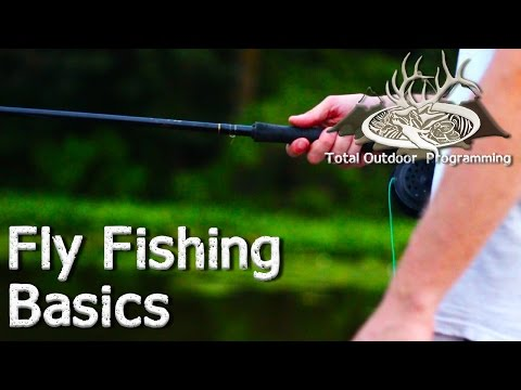 How to fly fish beginner fly casting funnydog tv for Beginning fly fishing