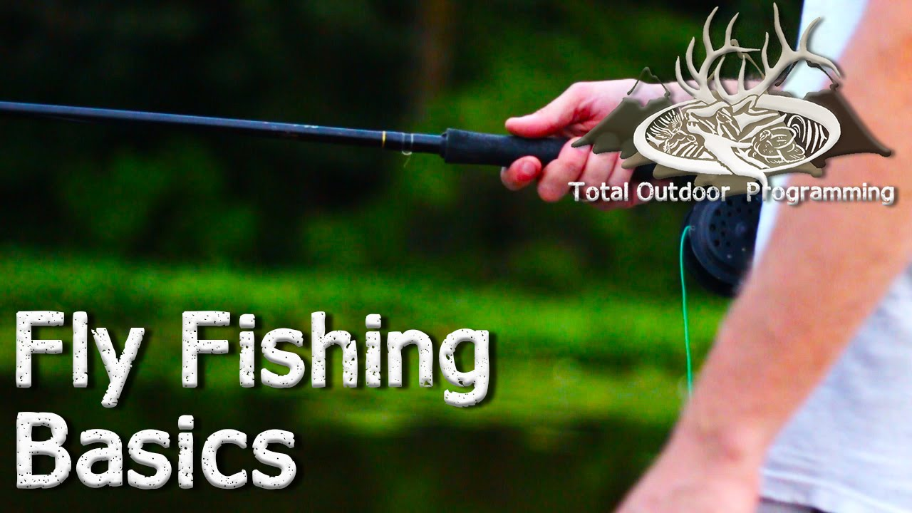 How to fly fish for beginners fly fishing basics youtube for Fly fishing 101