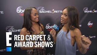 "Rachel Lindsay Teases ""Bachelorette"" Fantasy Suite Dates | E! Live from the Red Carpet"