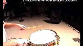 Double Drag Tap - FreeDrumRudiments.com