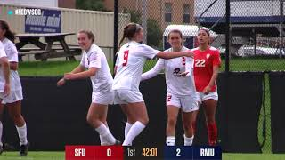 RMU vs SFU - Women