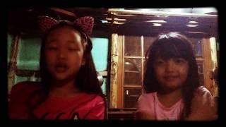 Kacyee and Rachel in Wonderland parody