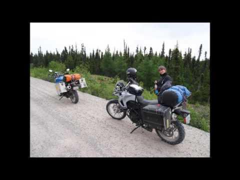 Voyage en moto au Labrador 2014