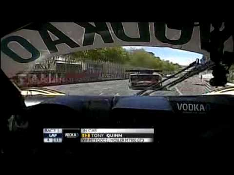 2010 Vodka O Australian GT - Round 1 Clipsal 500 - Qual Highlights & Race 1
