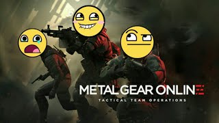 Metal Gear Online 3 Headshot Specialist & Epic fails (funny moments)