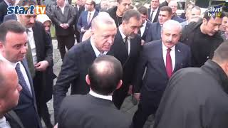 Cumhurbaşkanı'ından Volkan Yılmaza Ziyeret! Recep Tayyip Erdoğan, Silivri Volkan Yılmaz, start tv
