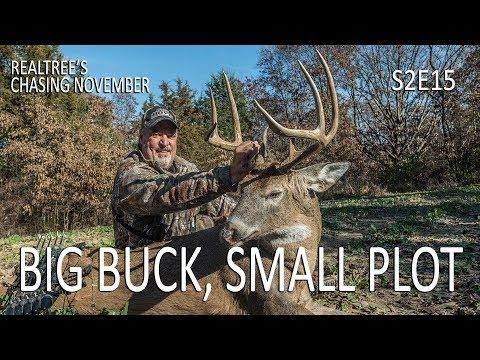 Chasing November S2E15: Big Buck Small Plot, CRP Giant