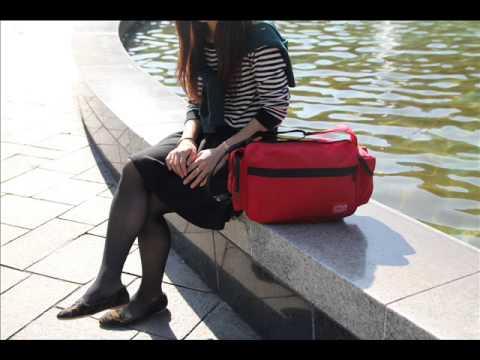 Herald Square Shoulder Bag(Manhattan Portage New Model MP1465)