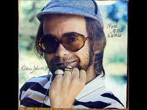 Elton John RARE Island Girl Piano Vocal