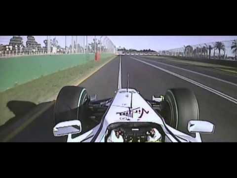 F1 2009 - Button Pole Lap Australia [HD]