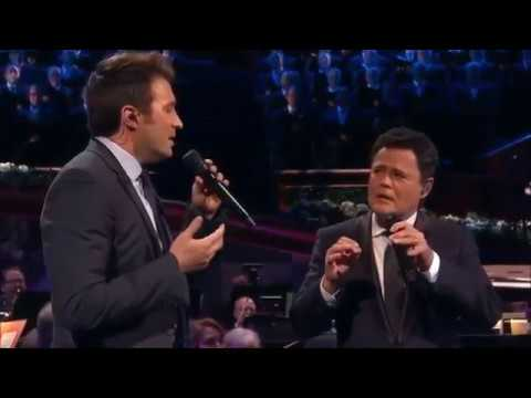 The Prayer - Donnie Osmond and Nathan Pacheco