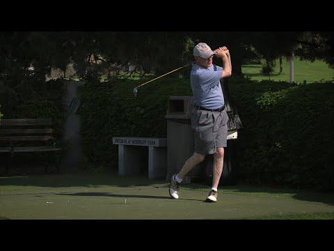 On the Golf Course with Steve Schlossman