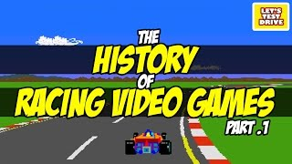 History of Racing Games
