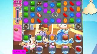 Candy Crush Saga Level 1568 NO BOOSTERS