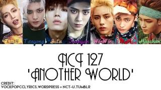 Nct 127 - 'another world' [han/rom/eng] + color coded