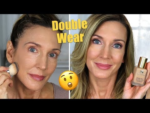 Foundation Friday for Over 50 ~ Estee Lauder Double Wear Stay In Place Foundation! 1 thumbnail