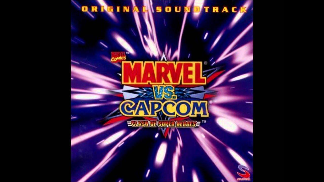Marvel Vs Capcom Music: Player Select Extended HD