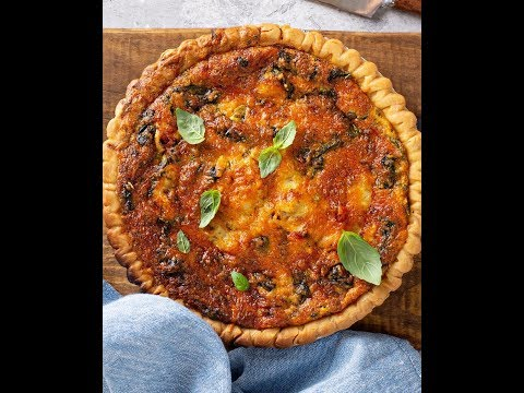 Kali Kold - National Lobster Day - Sister Circle Cooking Lobster Quiche with Chef Kelli