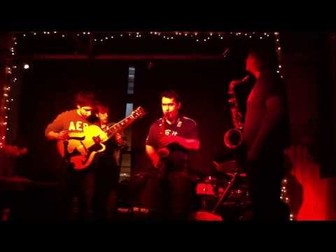 Jazz Night at The Wardrobe in Leeds (2011)