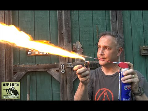 25 SHTF/ Survival Uses for WD-40