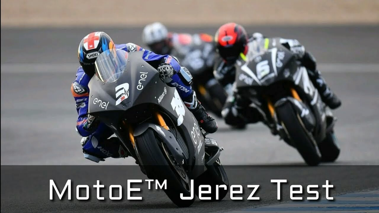 inaugural electric motorcycle race