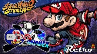 Super Mario Strikers | Retro | GCMx vs GamerMex