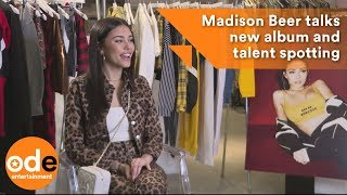Madison Beer: Talks new album and talent spotting