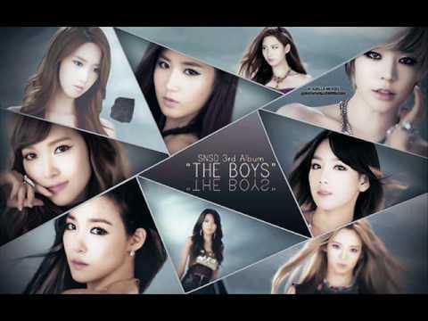 SNSD - The Boys (ENG VER) FULL AUDIO [MP3]