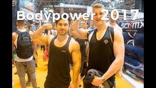 Bodypower 2017 Vlog