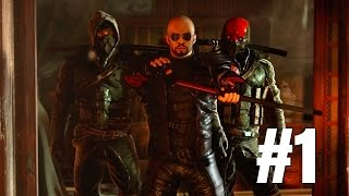 Shadow Warrior 2 Deluxe Edition Gameplay Walkthrough Part 1 - No Commentary [PC]
