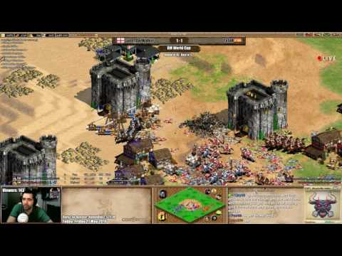 DM World Cup Suno_Daywalker vs TaToH game 3