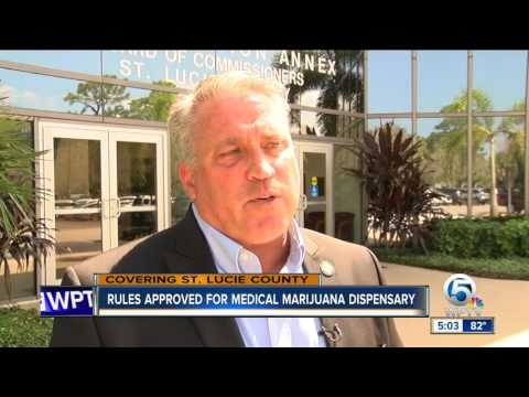 Rules approved for medical marijuana dispensary