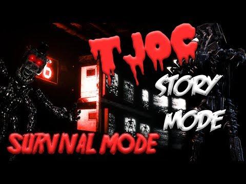 MODO SURVIVAL COMPLETADO !!  - EXTRAS | TJOC: STORY MODE (SURVIVAL MODE)