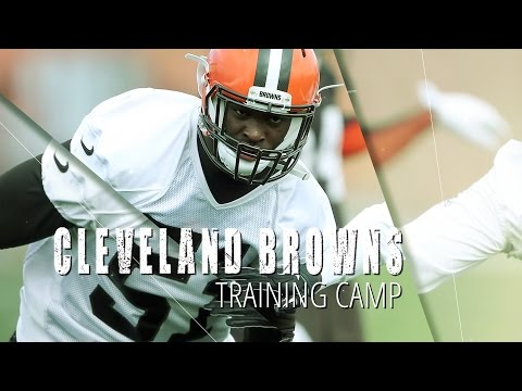 Hype video for Cleveland Browns Training Camp