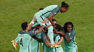 Евро-2016: Португалия обыграла Уэльс и выходит в финал (новости)