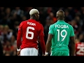 Pogba faced his brother ''Emotional