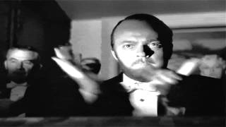 "man clapping hands for 10 minutes ""Orson Welles in Citizen kane"""