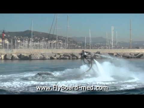 FlyBoard MED - Greece, Cyprus, Malta and Israel
