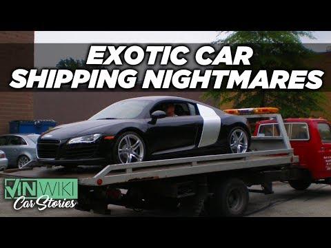Exotic Car Shipping Nightmares