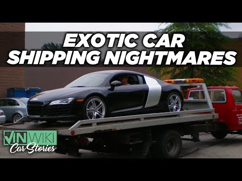 Exotic Car Shipping Nightmares