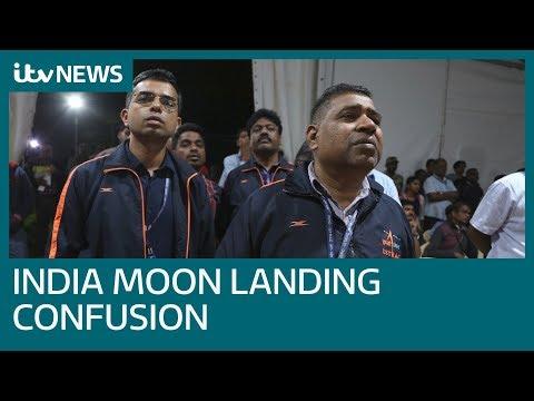 India's moon landing: