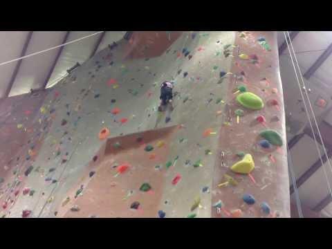 Karma Bugnosen, 5 y.o.  - climbs to the highest peak!