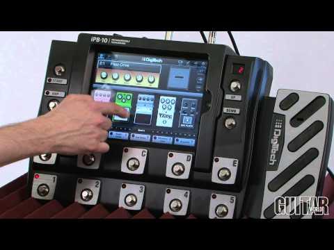 Digitech IPB-10 Programmable Pedal Board