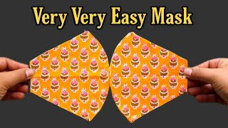 All Sizes Face Mask Sewing Tutorial How To Make Easy Face Mask At Home DIY Cloth Face Mask