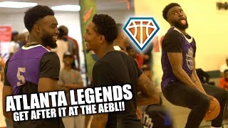 6TH MAN OF THE YEAR Lou Williams Drops 48 at the AEBL!! | + Jaylen Brown Shows Up & Show Out!!