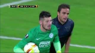 Highlights UEL Dnipro-Lazio 1-1
