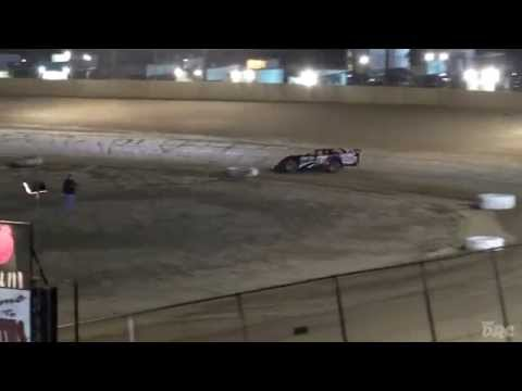 Twin Cities Raceway Park | 3.20.15 | Crate Late Model Feature