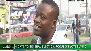TVC Breakfast Feb.12th, 2019| 4 Days To Election: Focus On Vote Buying