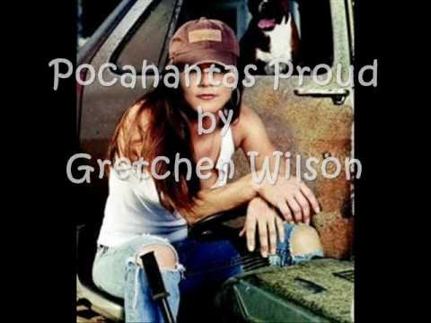 Gretchen Wilson – Pocahontas Proud #CountryMusic #CountryVideos #CountryLyrics https://www.countrymusicvideosonline.com/gretchen-wilson-pocahontas-proud/ | country music videos and song lyrics  https://www.countrymusicvideosonline.com