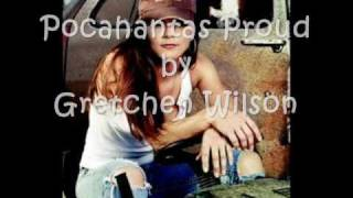 Gretchen Wilson – Pocahontas Proud Video Thumbnail